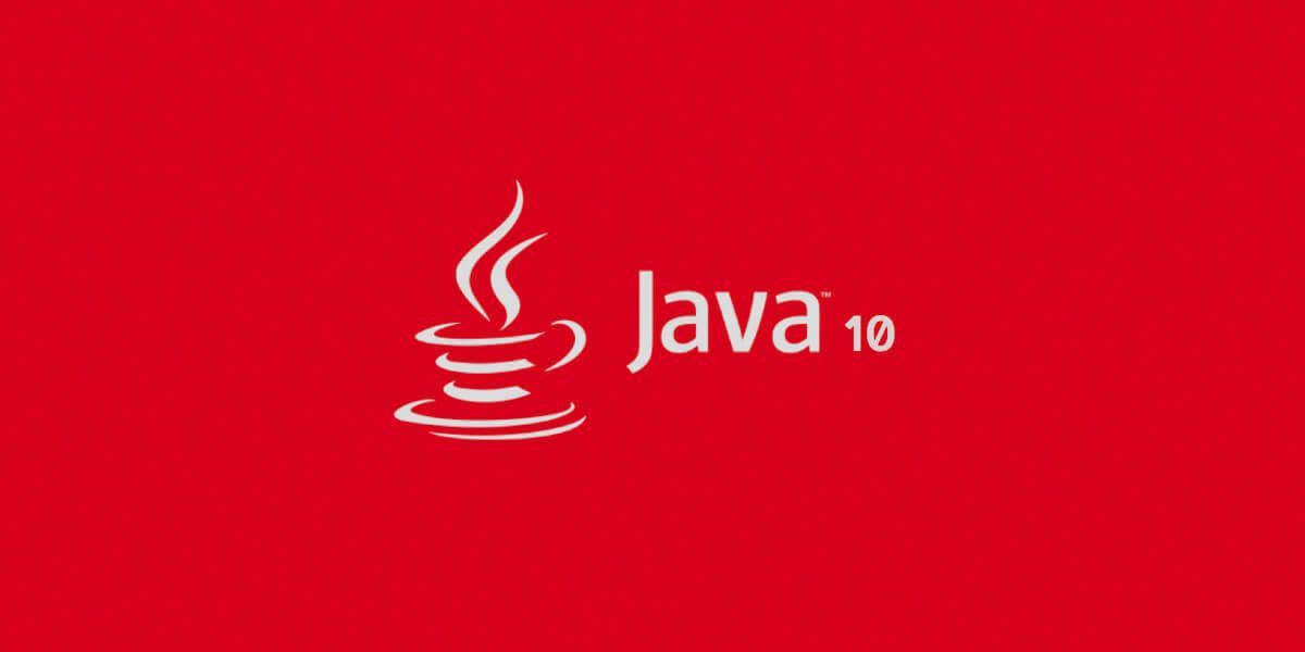 Co nowego w Java 10?