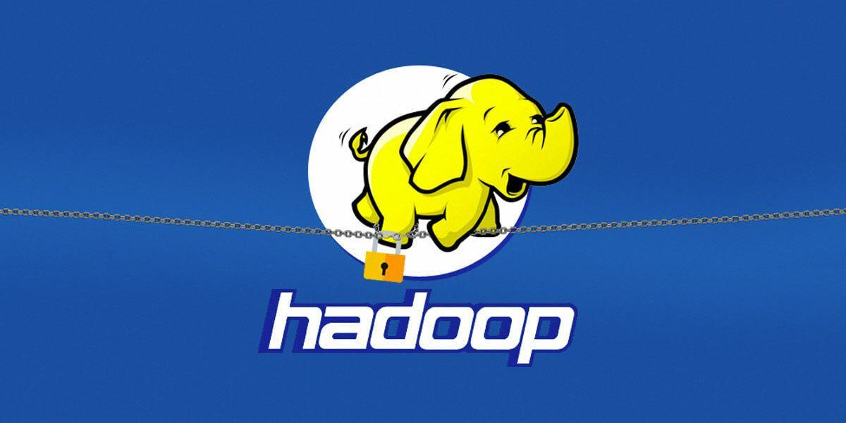 Hadoop Apache logo