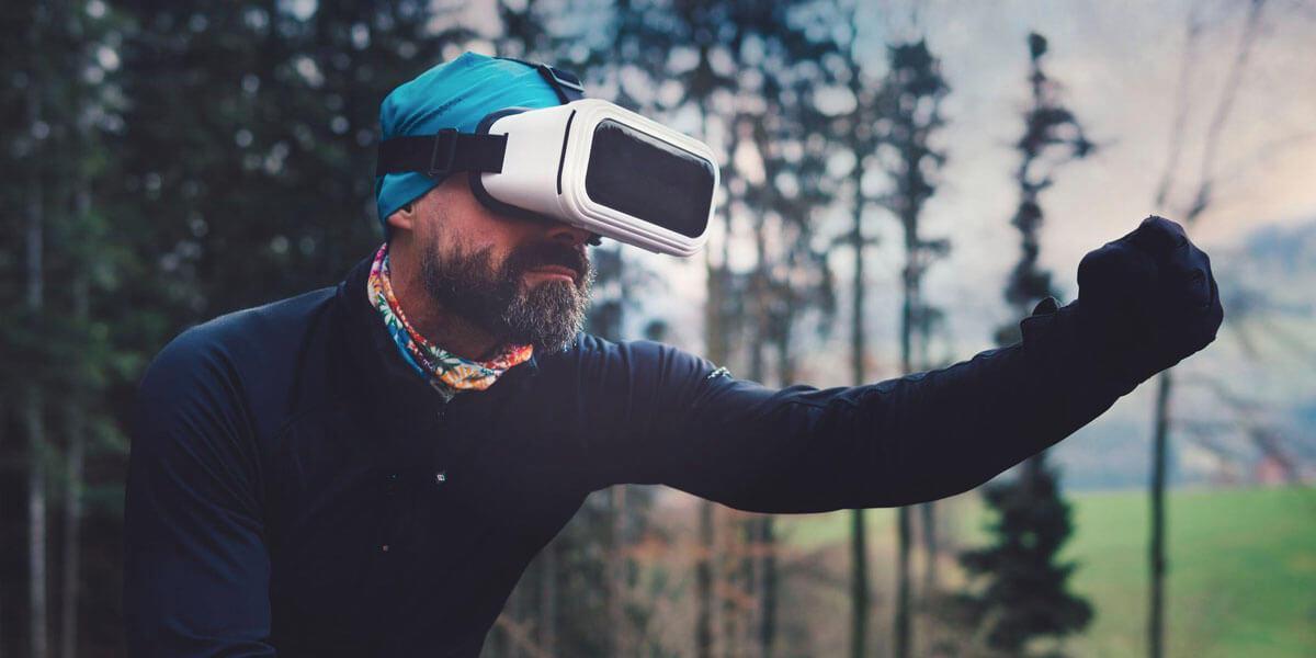 Zestaw Virtual Reality - VR