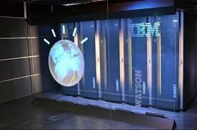 IBM Watson zdjęcie całego superkomputera