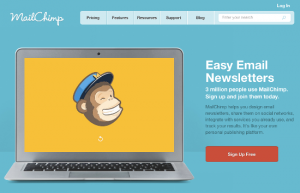 sukces e-commerce newsletter mailchimp