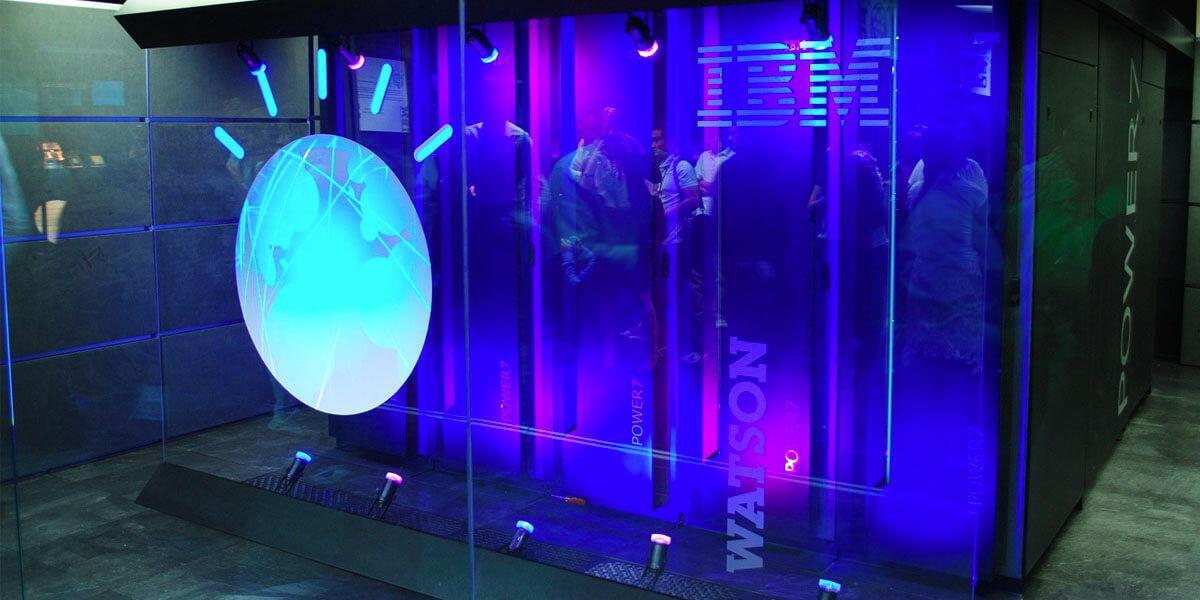 IBM Watson - big data